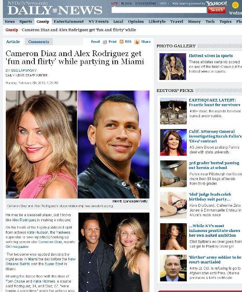 Reprodução, NY Daily News