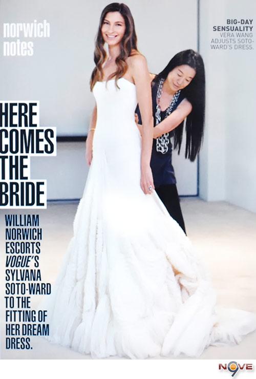 Sylvana soto ward wedding
