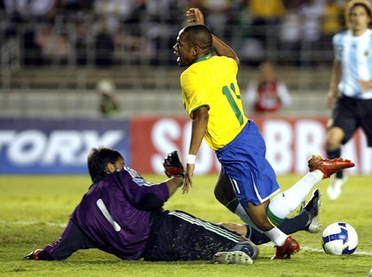 Brasil e Argentina ficam no 0 a 0 e torcida pede a cabeça de Dunga ... 9869ccc946b08