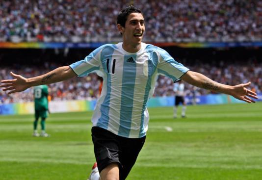 Argentina bate Nigéria e conquista o bi olímpico no futebol  56bd50e7ddbc8