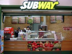 Subway, Divulga��o�/�
