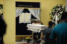 A balconista de 34 anos foi velada na capela do Cemitério Municipal-Rogerio da Silva/Agencia RBS