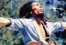 Bob Marley tem mais de 200 milhões de álbuns vendidos-Divulgação