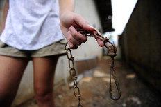 Soltando-se da correia, cão atacou menino de dez anos-Rogerio da Silva