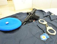 Primeira turma da Guarda Municipal de Balneário Camboriú andará armada-Marcos Porto/Agencia RBS
