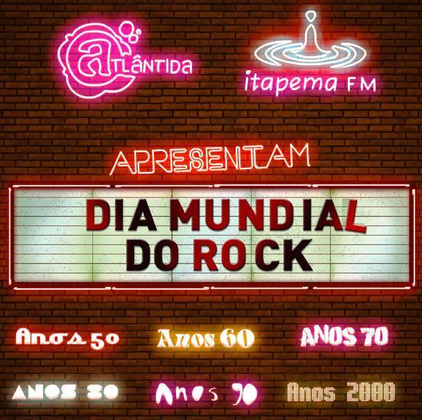 Arte, Rádio Atlântida e Itapema FM