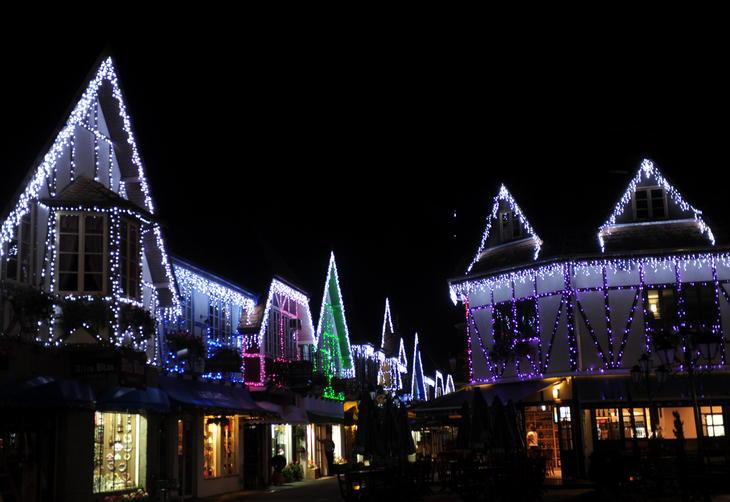 Vila de Natal na Vila Germânica, em Blumenau:imagem 3