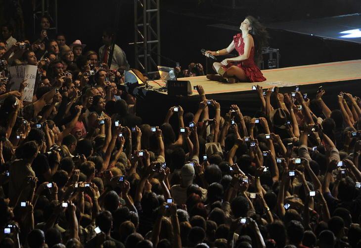 Cerca de 11 mil pessoas foram ao show:imagem 5