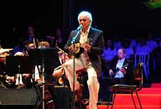 Concerto de Natal da série Concertos Comunitários Zaffari levou uma multidão ao Parcão na noite deste domingo-Jean Schwarz