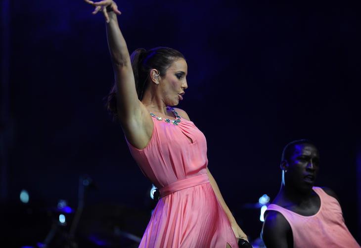 Show da Ivete Sangalo no show do primeiro dia de Planeta Atlântida de Santa Catarina:imagem 5