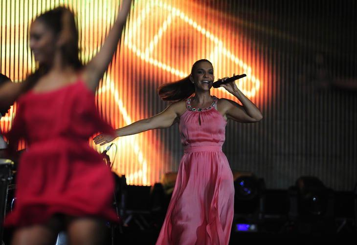 Show da Ivete Sangalo no show do primeiro dia de Planeta Atlântida de Santa Catarina:imagem 3