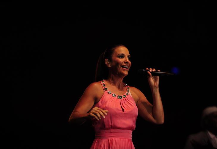 Show da Ivete Sangalo no show do primeiro dia de Planeta Atlântida de Santa Catarina:imagem 6