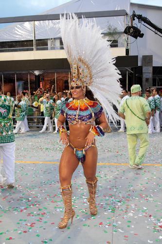 Viviane Araújo, Mancha Verde:imagem 12