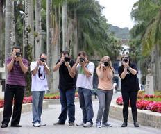 Grupo Photo Santa Catarina troca informações no Facebook e se reúne para saídas fotográficas-Diorgenes Pandini/Agência RBS