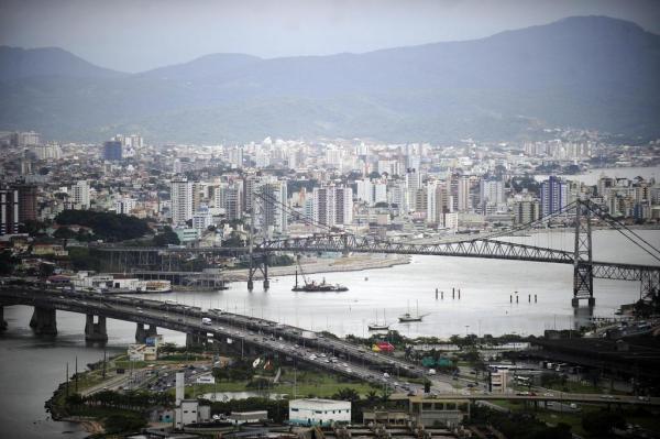 Florianópolis completa 287 anos no dia 23 de março.