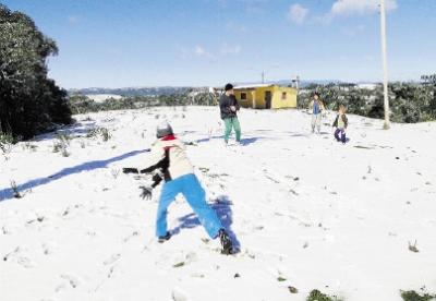 neve no Estado