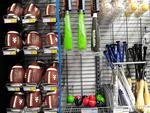 e0835a68ec Imagens da loja da Decathlon que será inaugurada nesta quinta-feira em  Joinville