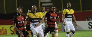 (Fernando Ribeiro/www.criciumaec.com.br)