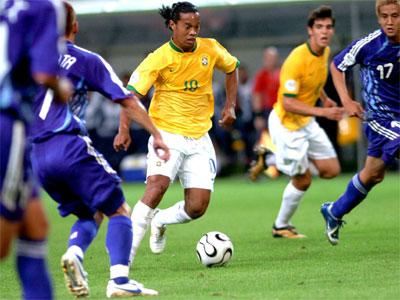 Brasil tem retrospecto de goleadas contra asiáticos em Copas ... d72f4c6f35a9d