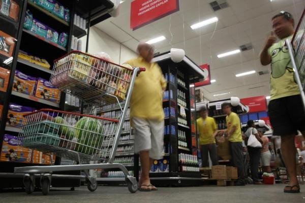 Setor supermercadista de SC teve a maior alta do ano: 25%