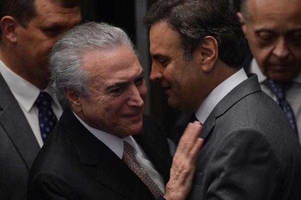 Joesley Batista coloca Temer e Aécio no centro do terremoto político