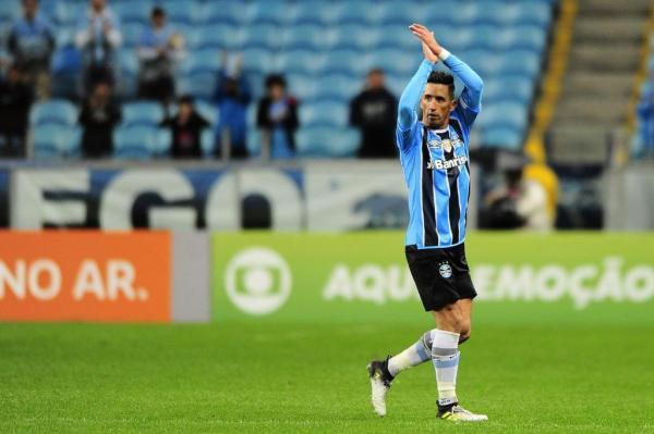 Grêmio venceu a Ponte Preta na Arena