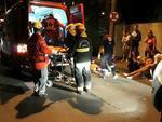 Veja as imagens da explosão em condomínio de Joinville
