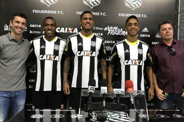 Samuel Santos, Nogueira e Amorim sonham alto pelo Alvinegro