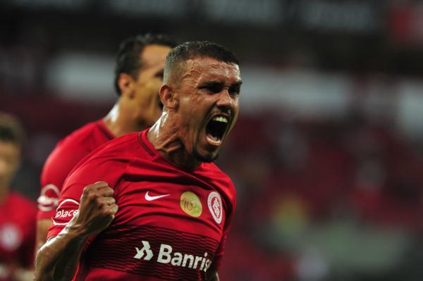 Atacante fez cinco gols em 2018