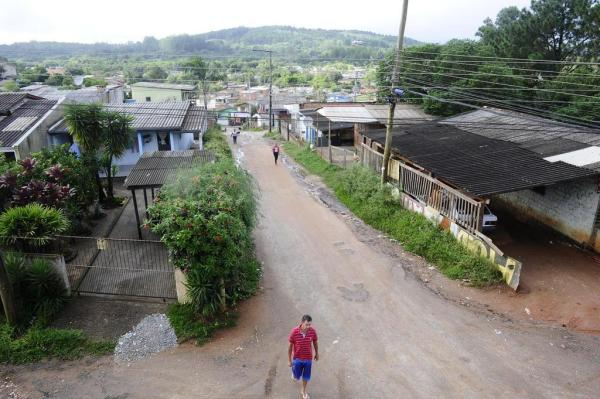 Com 33,6 hectares e 5 mil moradores, o Mariante tem agora centenas de habitantes que podem afirmar: são legalmente donos dos imóveis em que moram