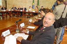 Luiz Henrique pode ter o mandato cassado-Jaksson Zanco/SECOM