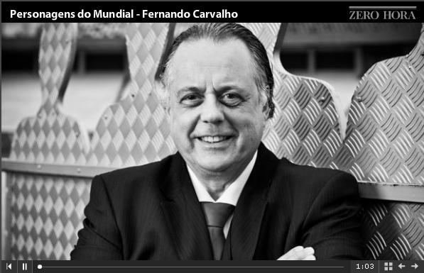 Personagens do Mundial - Fernando Carvalho