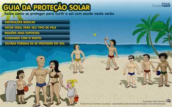 Guia da proteo solar