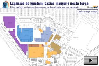 Expansão do Iguatemi Caxias