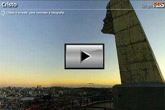 Foto 360º: Jesus Terceiro Milênio