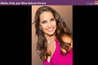 Minha Vida, por Aline Galvan Perera
