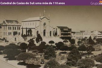 Catedral de Caxias do Sul: uma mãe de 110 anos