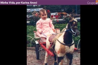 Minha Vida, por Karina Anesi