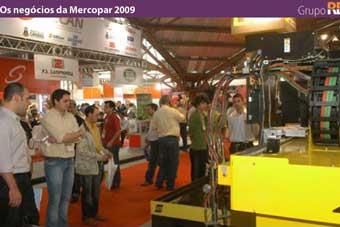 Os negócios na Mercopar 2009