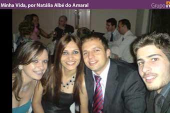 Minha Vida, por Natália Albé do Amaral
