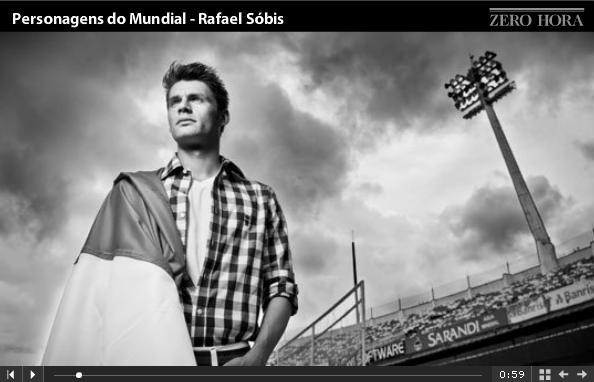 Personagens do Mundial - Rafael Sobis
