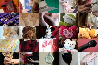 Conheça os objetos das candidatas a rainha e princesas da Festa da Uva