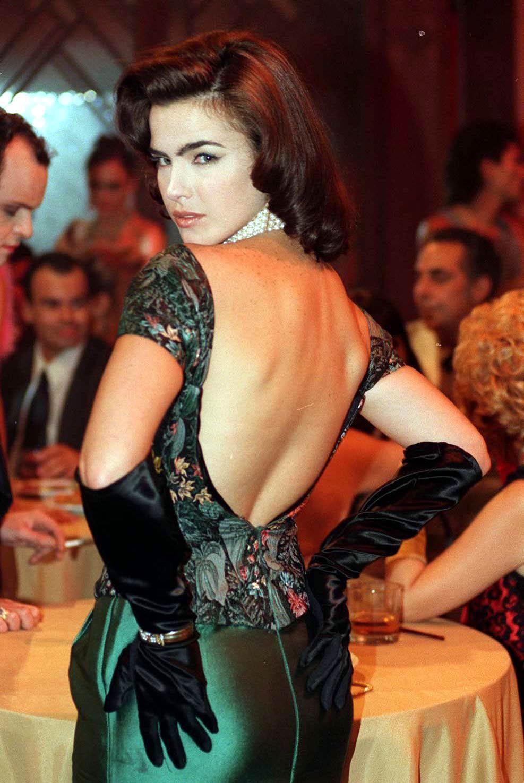 Ana Paula Arosio Sexo relembre seis momentos da carreira de ana paula arósio, que